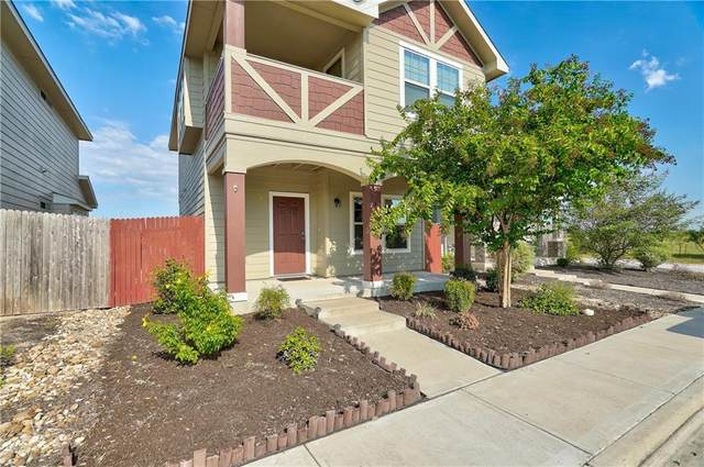 4624 Truth Way #452, Austin, TX 78725 (#1945832) :: Front Real Estate Co.