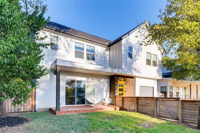 1409 Singleton Ave #1, Austin, TX 78702 (#1946748) :: Ana Luxury Homes