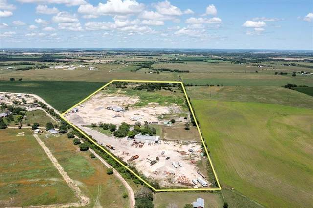 800 Private Road 917, Georgetown, TX 78626 (#1947422) :: Green City Realty