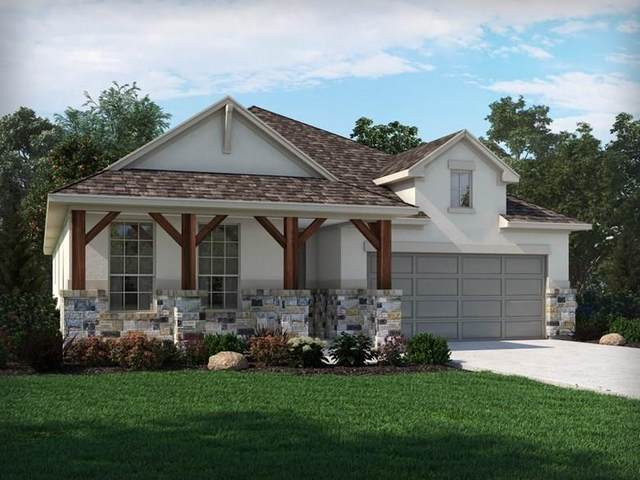 225 Birkshire Dr, Georgetown, TX 78626 (#1950350) :: Ben Kinney Real Estate Team