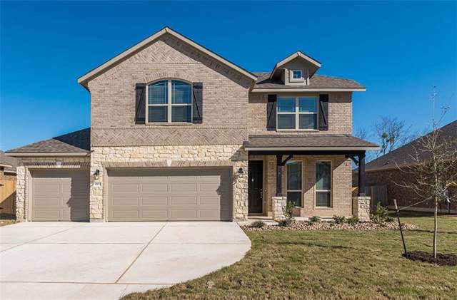 20033 Navarre Ter, Pflugerville, TX 78660 (#1951282) :: Douglas Residential