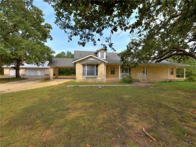 631 County Road 269, Bertram, TX 78605 (#1951951) :: Green City Realty