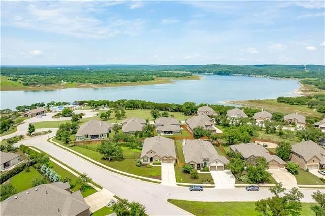 22207 Cape Travis Bnd, Lago Vista, TX 78645 (#1955891) :: Papasan Real Estate Team @ Keller Williams Realty