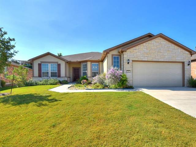 904 Major Peak Ln, Georgetown, TX 78633 (#1957724) :: All City Real Estate