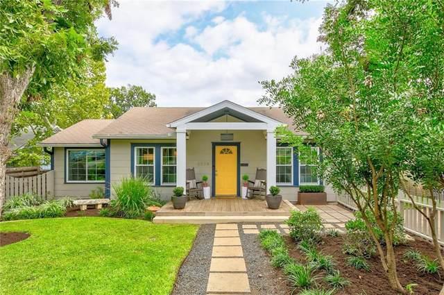 4009 Ridgelea Dr, Austin, TX 78731 (#1957944) :: Ben Kinney Real Estate Team