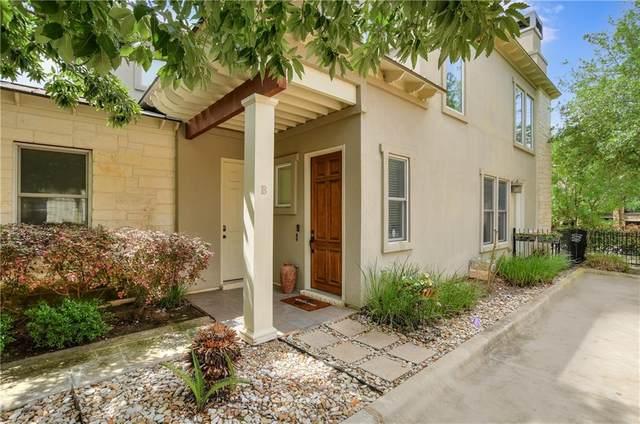 2506 Enfield Rd B, Austin, TX 78703 (#1958596) :: Papasan Real Estate Team @ Keller Williams Realty