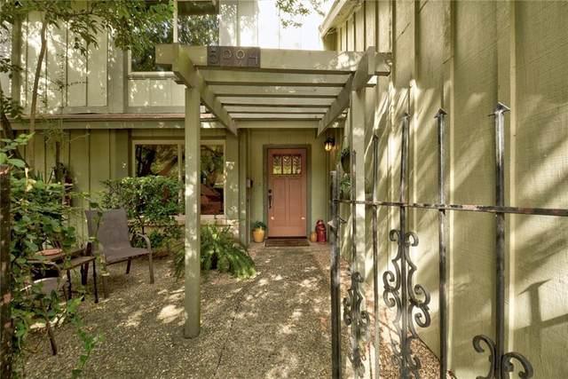 5004 Fort Clark Dr, Austin, TX 78745 (#1959233) :: Lauren McCoy with David Brodsky Properties