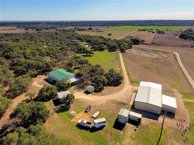 1300 County Road 233, Florence, TX 76527 (#1963719) :: The Perry Henderson Group at Berkshire Hathaway Texas Realty