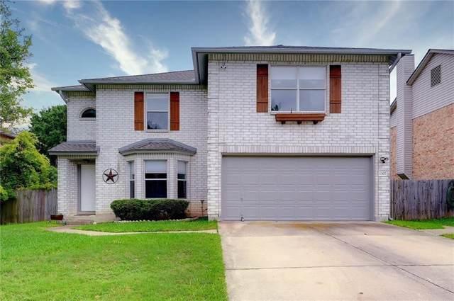 1307 Chalk Ln, Cedar Park, TX 78613 (#1965175) :: Service First Real Estate