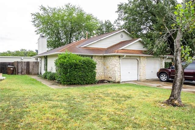 1729/1731 Horseshoe Cir, Round Rock, TX 78681 (#1965190) :: Ben Kinney Real Estate Team