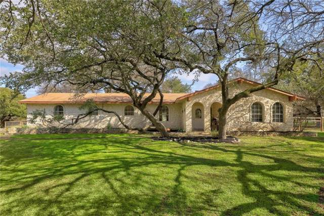 100 Woodcrest Rd, Georgetown, TX 78633 (#1965301) :: RE/MAX Capital City
