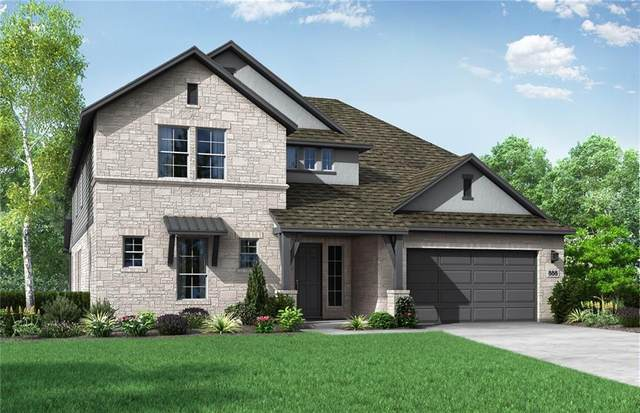 4305 Shady Hill Ln, Pflugerville, TX 78660 (#1969055) :: 12 Points Group