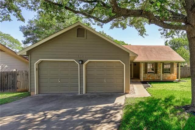 12415 Turtleback Ln, Austin, TX 78727 (#1970210) :: Green City Realty