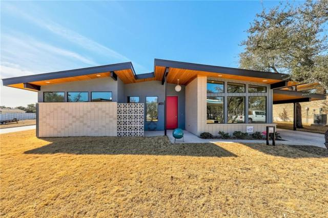 401 Starlight Village Loop, Leander, TX 78641 (#1971760) :: The Gregory Group