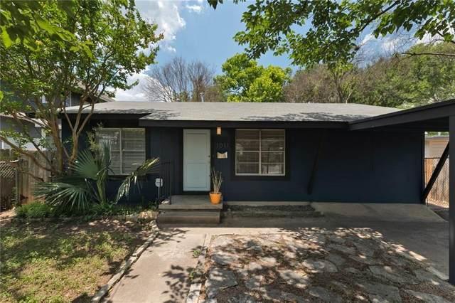 1011 Taulbee Ln, Austin, TX 78757 (MLS #1971772) :: Brautigan Realty