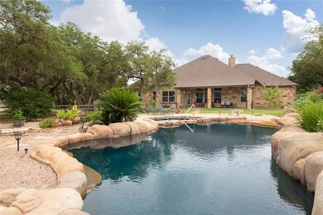 168 Chalk Bluff Ct, Driftwood, TX 78619 (#1973306) :: Papasan Real Estate Team @ Keller Williams Realty