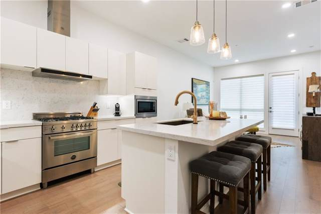207 W Johanna St #107, Austin, TX 78704 (#1974730) :: Ben Kinney Real Estate Team