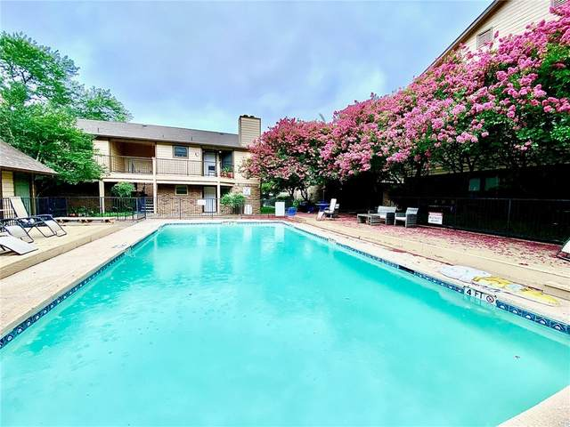 5608 Cougar Dr #106, Austin, TX 78745 (#1974879) :: Watters International