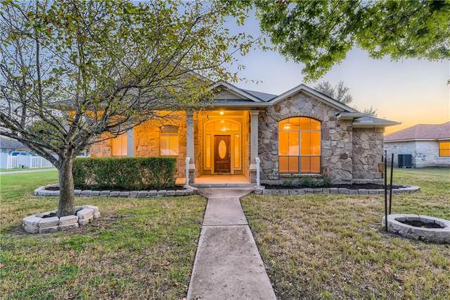 1001 Black Canyon St, Pflugerville, TX 78660 (#1975806) :: Lancashire Group at Keller Williams Realty