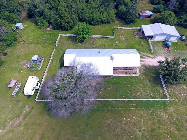 422 County Road 232, Rockdale, TX 76567 (#1976493) :: Papasan Real Estate Team @ Keller Williams Realty