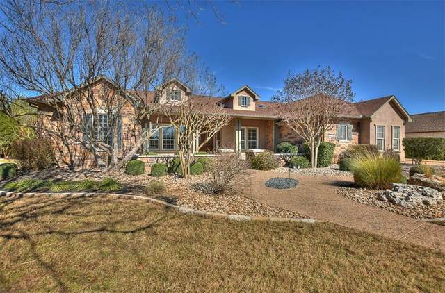 125 Durango Trl, Georgetown, TX 78633 (#1977372) :: Realty Executives - Town & Country