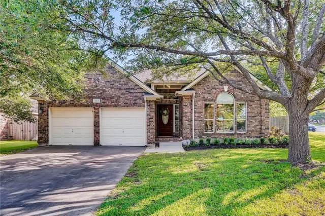 8413 Laughing Water Ln, Round Rock, TX 78681 (#1978087) :: First Texas Brokerage Company
