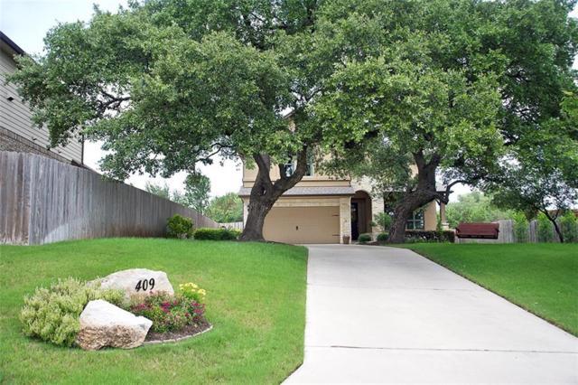 409 Entrada Way, Round Rock, TX 78681 (#1981021) :: Ana Luxury Homes