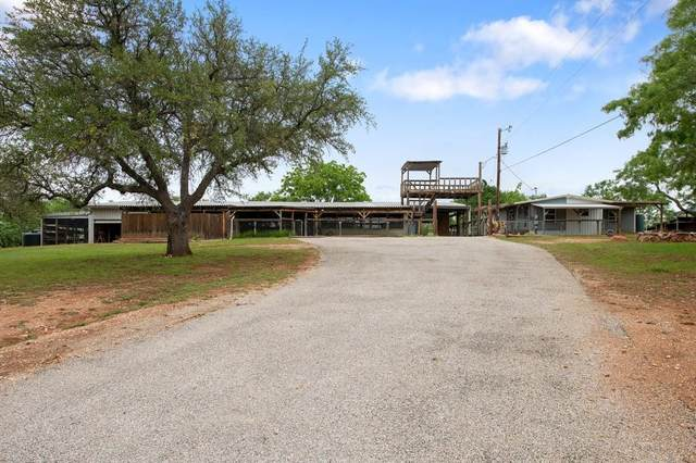 364 County Road 116, Llano, TX 78643 (#1982139) :: Watters International