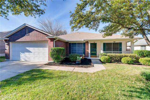 2313 Vernell Way, Round Rock, TX 78664 (#1982981) :: Lancashire Group at Keller Williams Realty