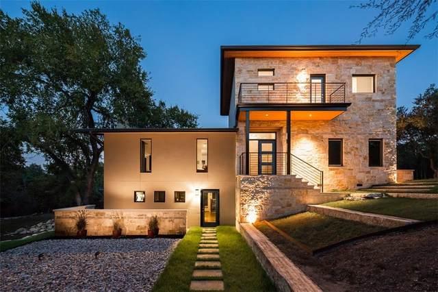 9804 Lake Ridge Dr, Austin, TX 78733 (#1983097) :: Papasan Real Estate Team @ Keller Williams Realty