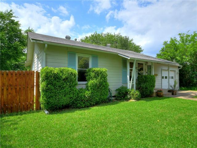 5714 Chesterfield Ave, Austin, TX 78752 (#1983665) :: Ben Kinney Real Estate Team