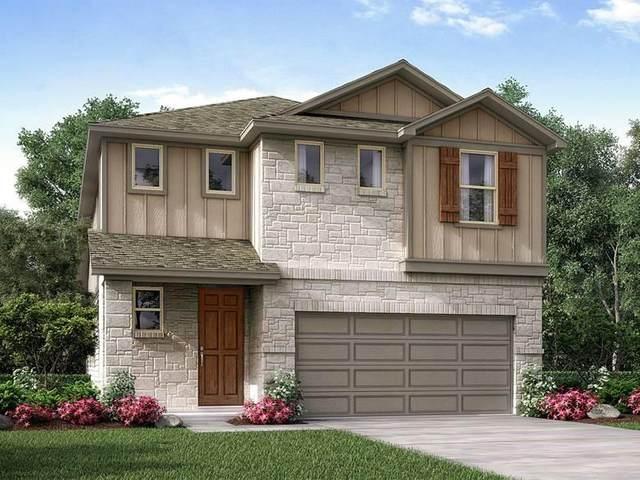 401 Serpens St, Georgetown, TX 78628 (#1986431) :: Ben Kinney Real Estate Team