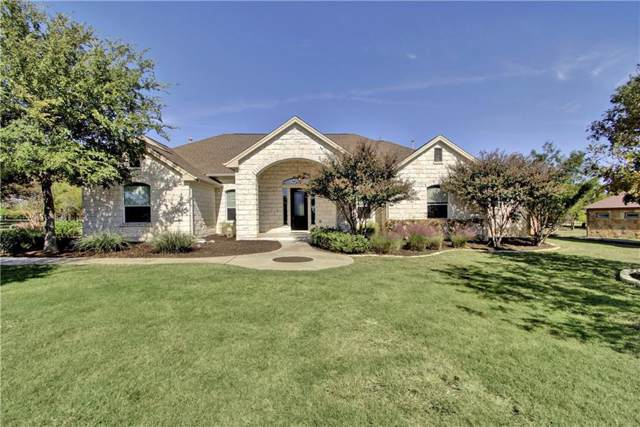 102 Sunset Rdg, Georgetown, TX 78633 (#1986925) :: The Perry Henderson Group at Berkshire Hathaway Texas Realty