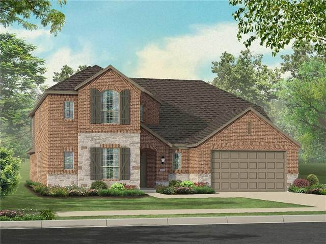 3615 Bainbridge St, Round Rock, TX 78681 (#1987252) :: Papasan Real Estate Team @ Keller Williams Realty