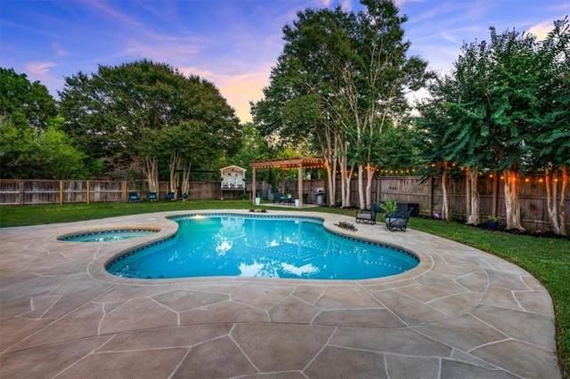 11505 Pencewood Dr, Austin, TX 78750 (#1987615) :: Papasan Real Estate Team @ Keller Williams Realty