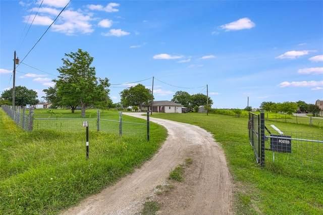 13200 N Interstate 35 Highway, Jarrell, TX 76537 (#1989371) :: Papasan Real Estate Team @ Keller Williams Realty