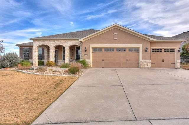 106 Ranger Peak Ln, Georgetown, TX 78633 (#1989768) :: The Perry Henderson Group at Berkshire Hathaway Texas Realty