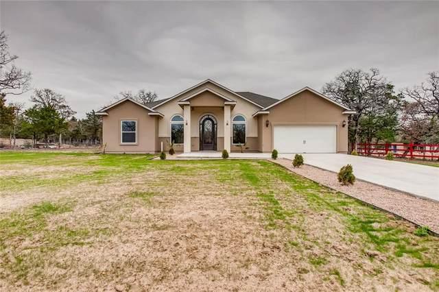 201 Brentwood Dr, Cedar Creek, TX 78612 (#1992244) :: Papasan Real Estate Team @ Keller Williams Realty