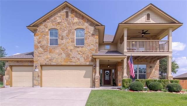 2020 Deer Field Way, Harker Heights, TX 76548 (#1993519) :: Papasan Real Estate Team @ Keller Williams Realty