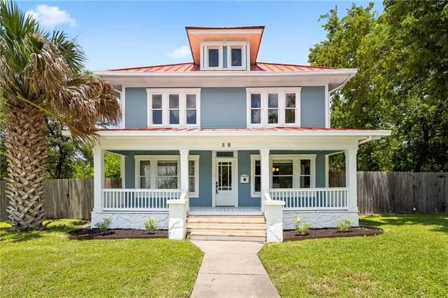 318 W 5th St, Taylor, TX 76574 (#1993607) :: Papasan Real Estate Team @ Keller Williams Realty