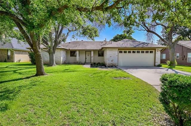 3203 Lonesome Trl, Georgetown, TX 78628 (#1994907) :: Papasan Real Estate Team @ Keller Williams Realty