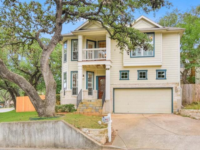 601 Twelve Oaks Ln, Austin, TX 78704 (#1994940) :: The Heyl Group at Keller Williams