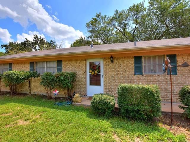 117 Clear Springs Rd, Georgetown, TX 78628 (#1995237) :: The Heyl Group at Keller Williams
