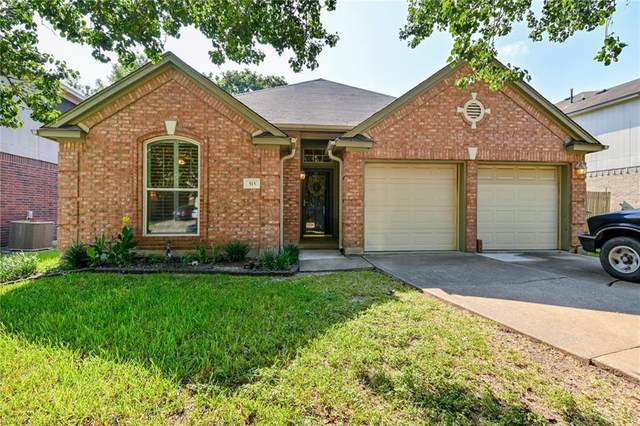 515 Dusty Leather Ct, Pflugerville, TX 78660 (#1996355) :: Papasan Real Estate Team @ Keller Williams Realty