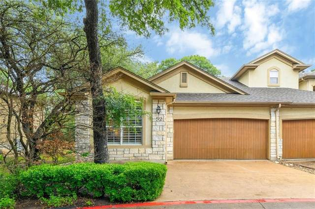 7708 San Felipe Blvd #52, Austin, TX 78729 (#1996443) :: Ben Kinney Real Estate Team