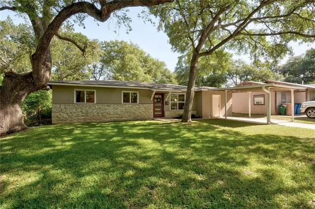 5008 Gladeview Dr, Austin, TX 78745 (#1998174) :: All City Real Estate