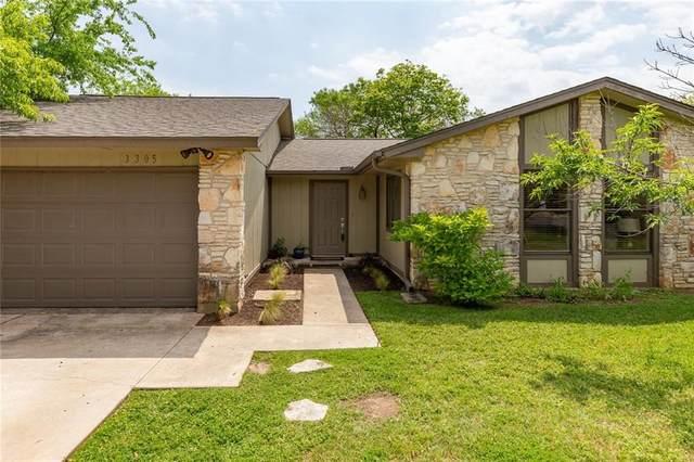 3305 Peddle Path, Austin, TX 78759 (#1998608) :: Papasan Real Estate Team @ Keller Williams Realty