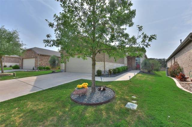 411 Kickapoo Creek Ln, Georgetown, TX 78633 (#1999259) :: Papasan Real Estate Team @ Keller Williams Realty