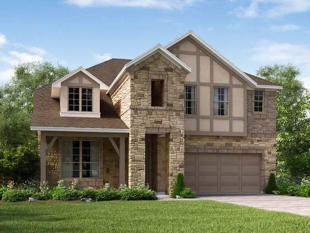 2125 Prairie Oaks Dr, Georgetown, TX 78628 (MLS #1999685) :: Brautigan Realty