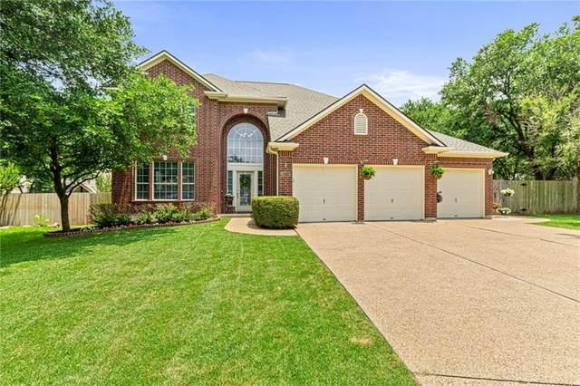 6026 Spindletop Ter, Round Rock, TX 78681 (#2000395) :: Papasan Real Estate Team @ Keller Williams Realty